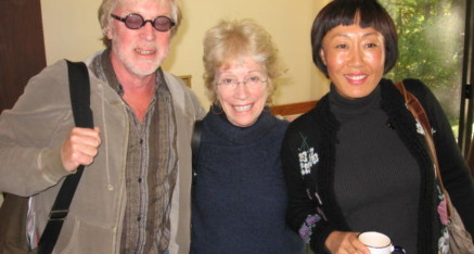 Allan Irving, Ruth Dean and Yoosun-Par
